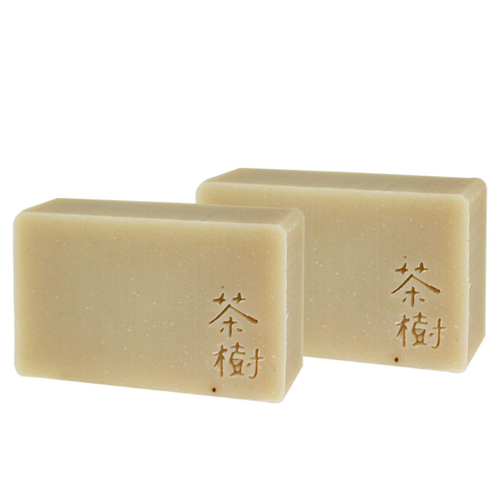 文山手作皂-淨顏茶樹(潔顏用)(100g)X2入組