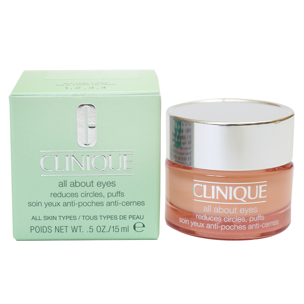 CLINIQUE 倩碧 全效眼霜15ml