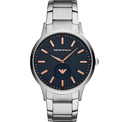 Emporio Armani義式品味時尚腕錶(AR11137)-43mm