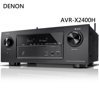 DENON AVR-X2400H 7.2聲道AV環繞擴大機