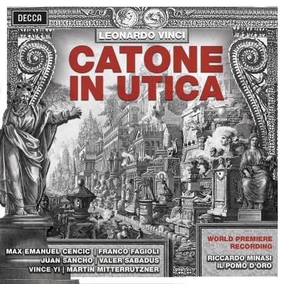 芬奇/歌劇卡托內在烏提卡(3CD)