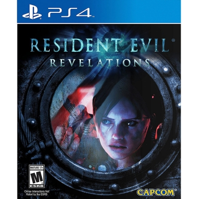 惡靈古堡:啟示 RESIDENT EVIL REVELATIONS -PS4 中英日文美版