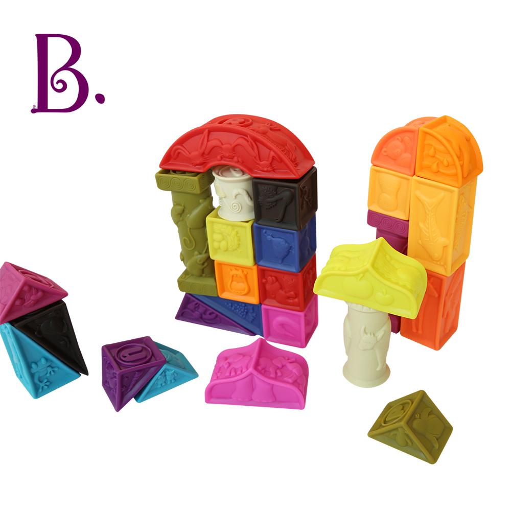 美國【B.Toys】羅馬城堡