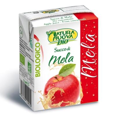 佑爾康金貝親HappyHours_有機纖果汁200ml-蘋果3罐組