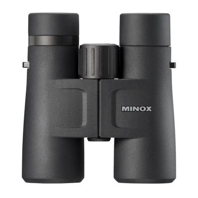 【MINOX】BV 8X42 BR-NEW 黑色德國雙筒望遠鏡(公司貨)