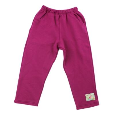 愛的世界 SUPERKIDS 純棉鬆緊帶口袋長褲/ 6 ~ 8 歲