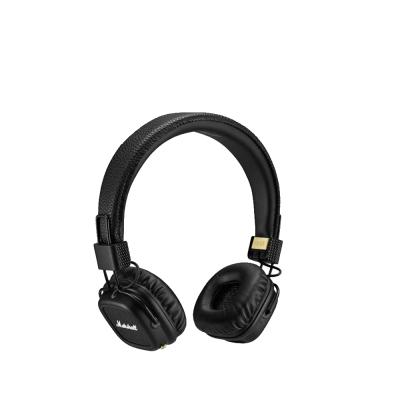 Marshall Major II Bluetooth 藍牙耳罩式耳機 - 黑色