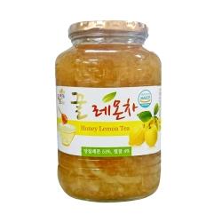 韓味不二 花泉蜂蜜檸檬茶(1kg)