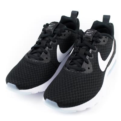 NIKE-AIR MAX MOTION女慢跑鞋-黑