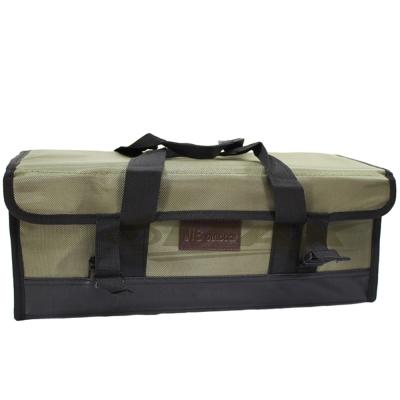 OMAX多用途露營工具箱+營繩調節片2入(顏色隨機出貨)