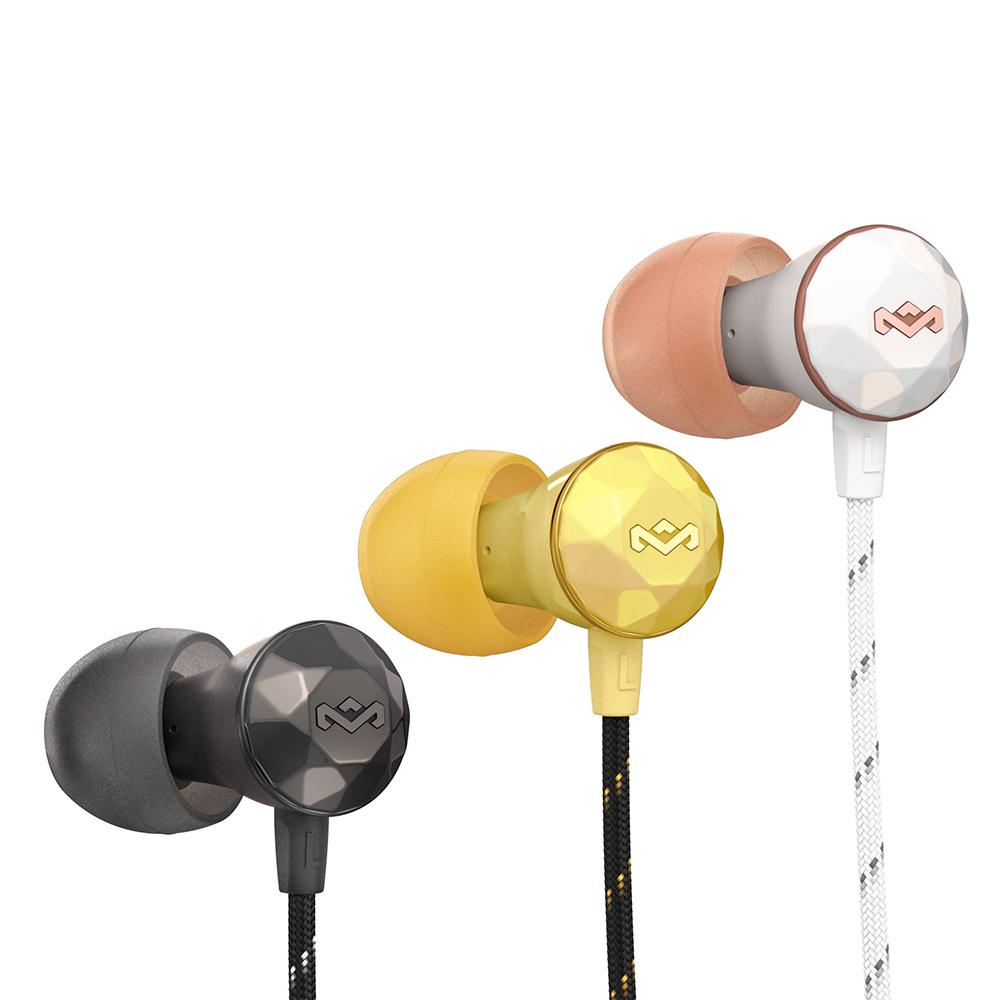 Marley Nesta-3BM-3鍵式入耳式耳機麥克風(EM-FE033) @ Y!購物