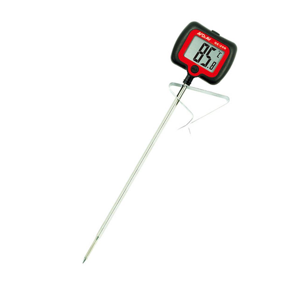 聖岡 GE-39R 營業用 加長型旋轉大螢幕精準溫度計(台灣獨創設計).