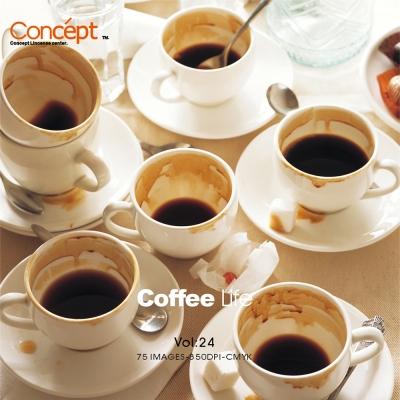 Concept創意圖庫 24-咖啡