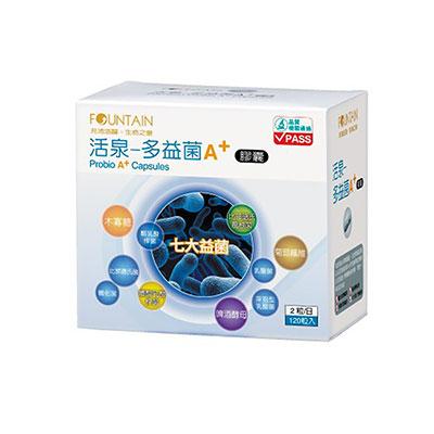 永信活泉 多益菌A+膠囊(120顆)