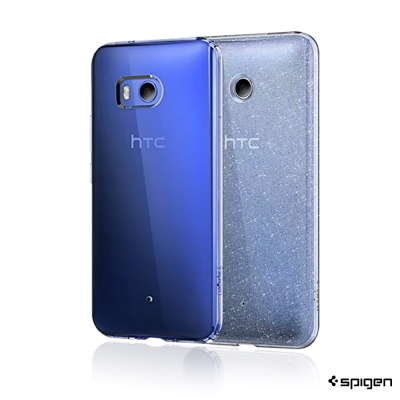 Spigen HTC U11 Liquid Crystal 超輕薄型彈性保護殼-...