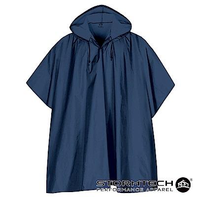 【加拿大STORMTECH】PCX-1輕薄防水雨衣-深藍