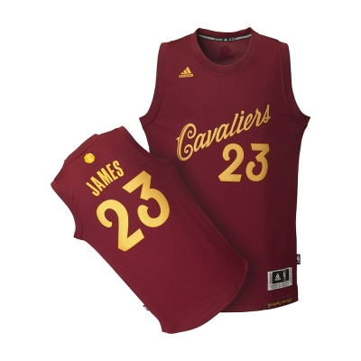 adidas-NBA-LEBRON-JAMES-聖誕節球衣-BT8444
