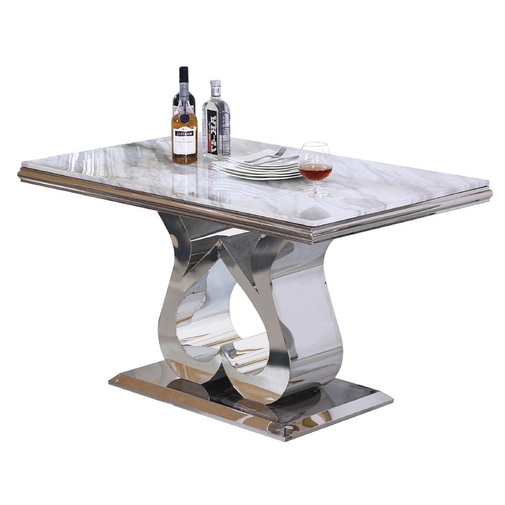 AT HOME-雅典娜4.3尺原石餐桌