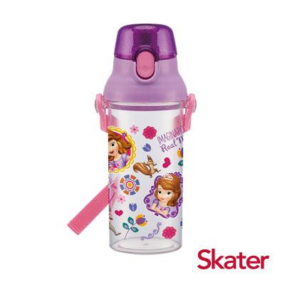 Skater直飲透明水壺 (480ml)蘇菲亞