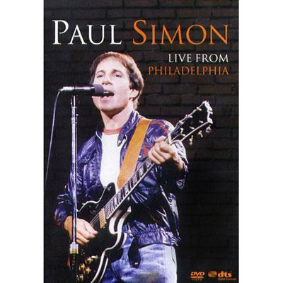保羅.賽門 - 費城演唱會 DVD