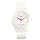 Swatch 51號星球機械錶 SISTEM POLKA 彩色點點手錶