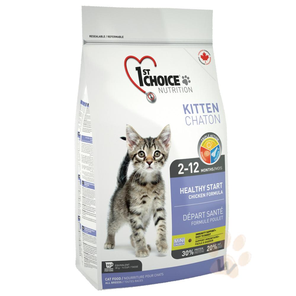 瑪丁 第一優鮮貓糧 幼貓2.72kg 1入
