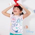 Disney條紋米妮春漾上衣 蜜桃粉