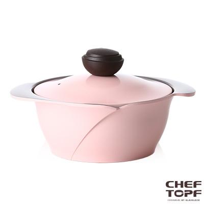Chef-Topf薔薇系列20公分不沾湯鍋-快