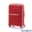 Samsonite新秀麗 25吋Octolite PP極輕量時尚雙輪TSA硬殼行李箱(紅)