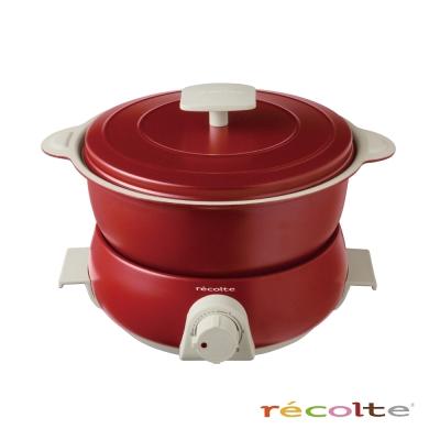 recolte-日本麗克特-fete-調理鍋RPD