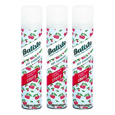 *Batiste 秀髮乾洗噴劑 香甜櫻桃200mlx3入