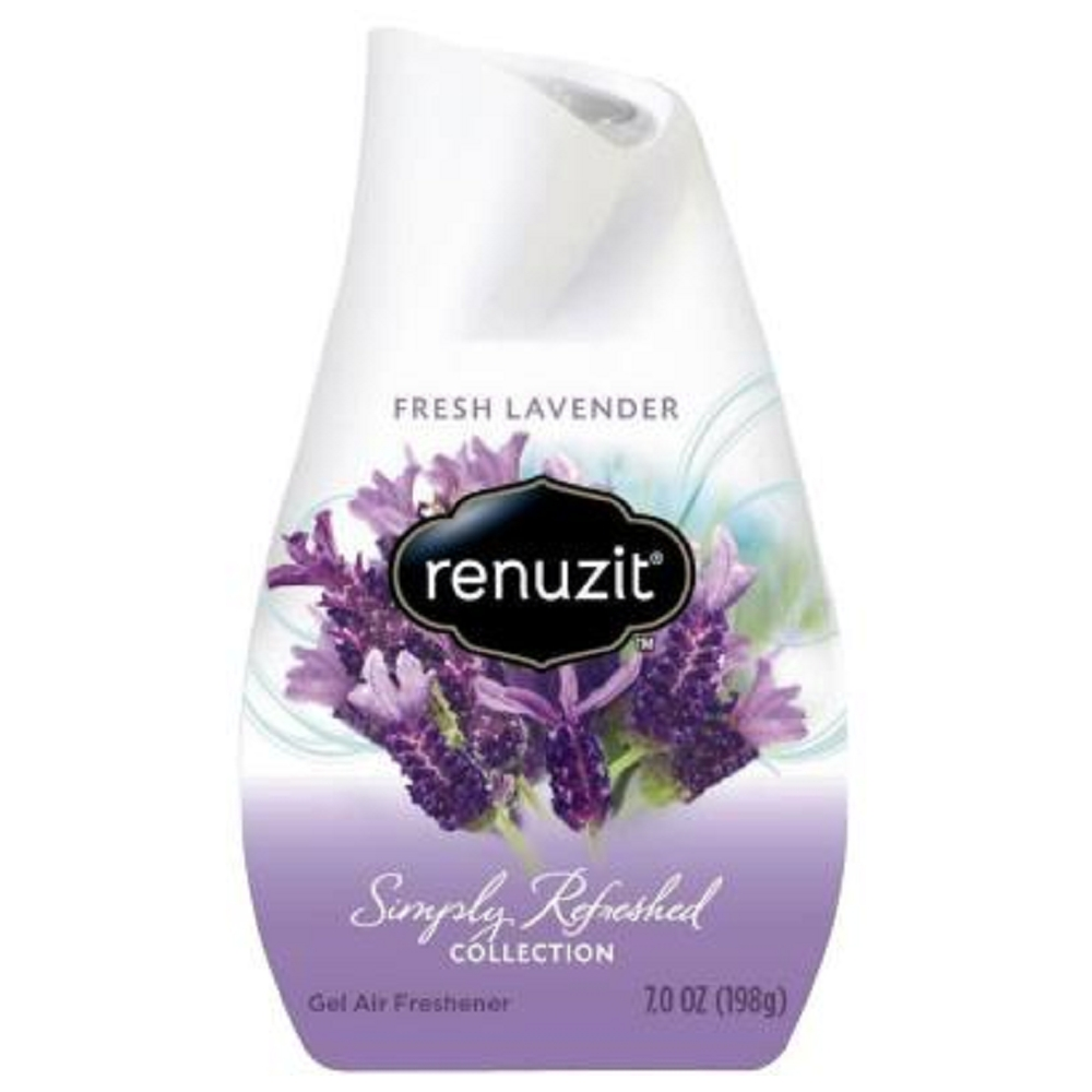 RENUZIT 調節長效型芳香劑-薰衣草香味(198g)