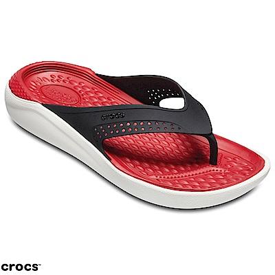 Crocs 卡駱馳 (中性鞋) LiteRide人字拖 205182-066 @ Y!購物