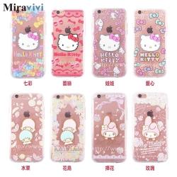 Sanrio三麗鷗iPhone 6 Plus/6s Plus大頭防摔氣墊空
