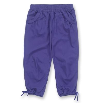 Hang-Ten-女裝-ThermoConto吸濕快乾功能七分褲-紫