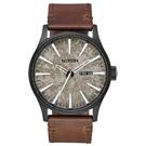 NIXON 冷冽爵士時尚腕錶-A1052687-42mm