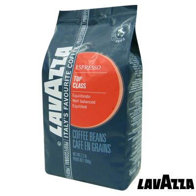 義大利LAVAZZA TOP CLASS 咖啡豆(1000g)