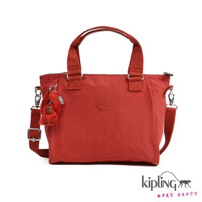 Kipling-手提包-印度朱紅素面