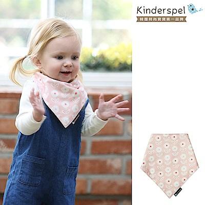 Kinderspel 繽紛時尚‧有機棉圍兜領巾(糖果花屋)