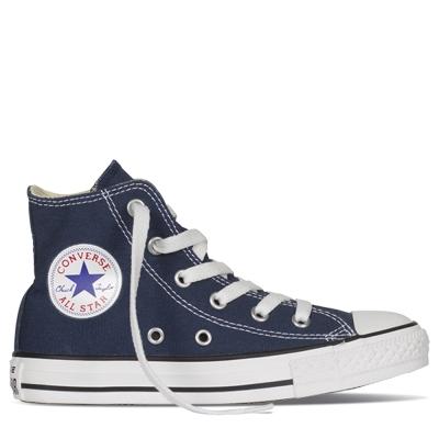 CONVERSE-All Star 中童鞋-藍