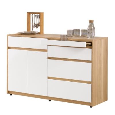 Bernice-羅曼尼4尺餐櫃-120x40x80cm