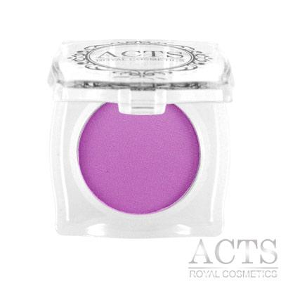 ACTS維詩彩妝 霧面純色眼影 玫紫色5307