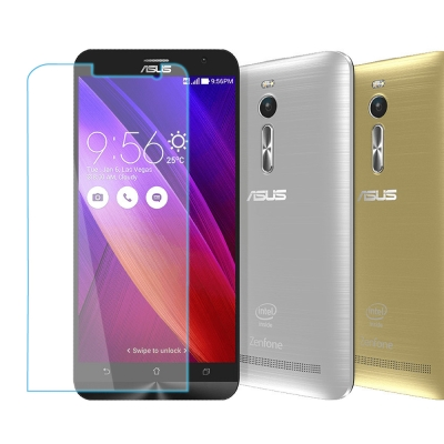 g-IDEA ASUS ZenFone 2  5.5吋 高清超透螢幕保護貼