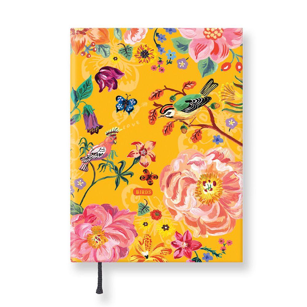 7321 Design-Nathalie Lete萬年曆V2週誌-鳥語花園
