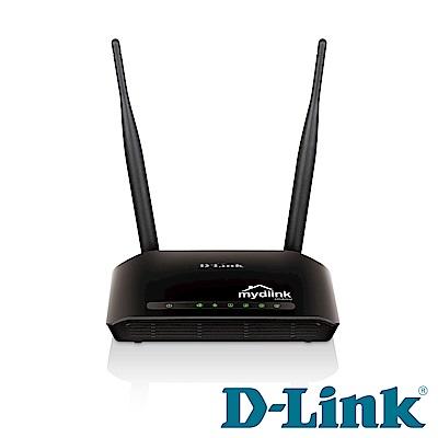D-Link 300Mbps無線寬頻路由器DIR-605L