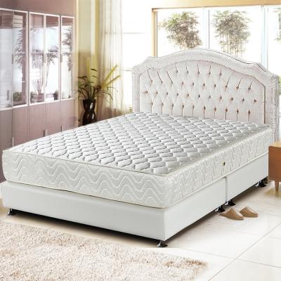 Ally愛麗 3M防潑水護邊蜂巢獨立筒床墊-雙人加大6尺