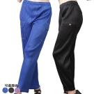 時尚直筒束口壓摺長褲(共三色)-玩美衣櫃
