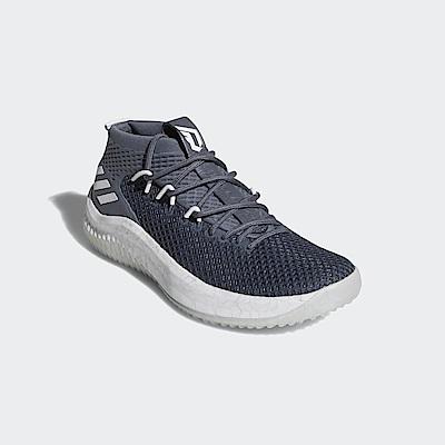 Adidas Dame 4 Damian Lillard 男鞋 籃球 透氣 灰 白【運動世界】 AC8650