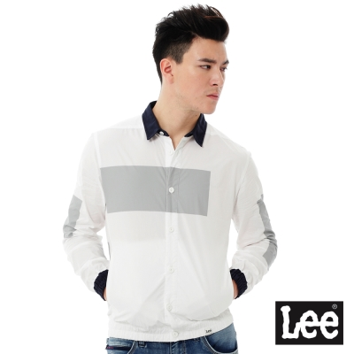 Lee-襯衫式休閒外套URBAN-RIDERS系列