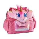 美國Bixbee - 3D動物童趣系列奇幻粉獨角馬小童背包